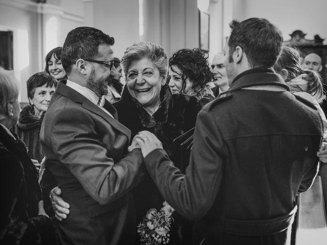 Il matrimonio di Enzo e Elena a Cusano Milanino, Milano 12