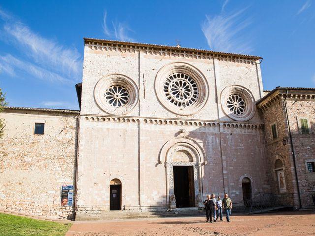 Il matrimonio di Francesco e Giusy a Assisi, Perugia 24