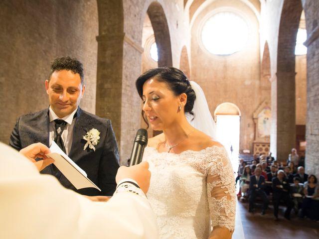 Il matrimonio di Francesco e Giusy a Assisi, Perugia 35