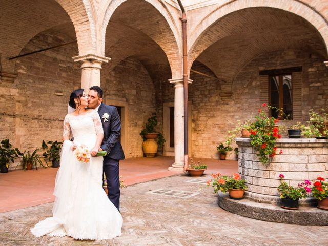 Il matrimonio di Francesco e Giusy a Assisi, Perugia 39