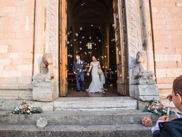 Il matrimonio di Francesco e Giusy a Assisi, Perugia 40