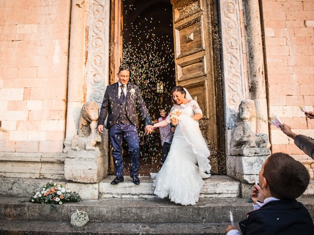 Il matrimonio di Francesco e Giusy a Assisi, Perugia 41