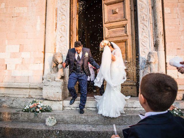 Il matrimonio di Francesco e Giusy a Assisi, Perugia 42