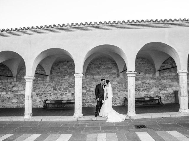 Il matrimonio di Francesco e Giusy a Assisi, Perugia 47