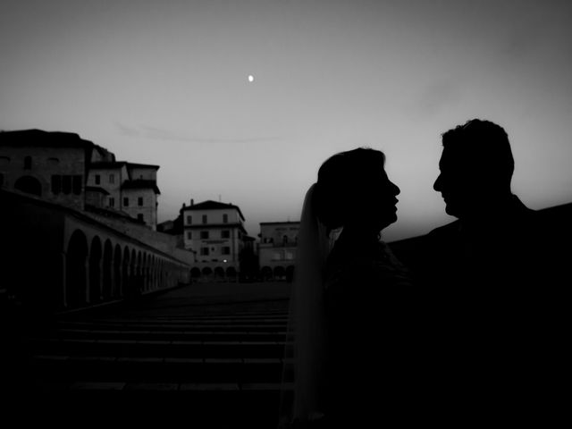 Il matrimonio di Francesco e Giusy a Assisi, Perugia 50