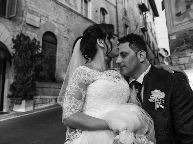 Il matrimonio di Francesco e Giusy a Assisi, Perugia 53
