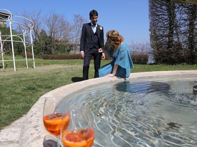 Il matrimonio di Francesco e Francesca a Cernusco Lombardone, Lecco 3