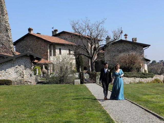 Il matrimonio di Francesco e Francesca a Cernusco Lombardone, Lecco 8
