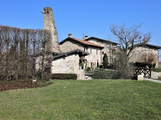 Il matrimonio di Francesco e Francesca a Cernusco Lombardone, Lecco 11