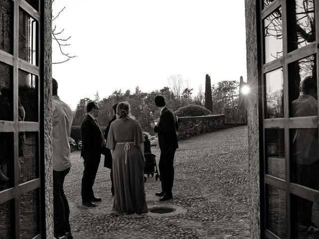 Il matrimonio di Francesco e Francesca a Cernusco Lombardone, Lecco 14