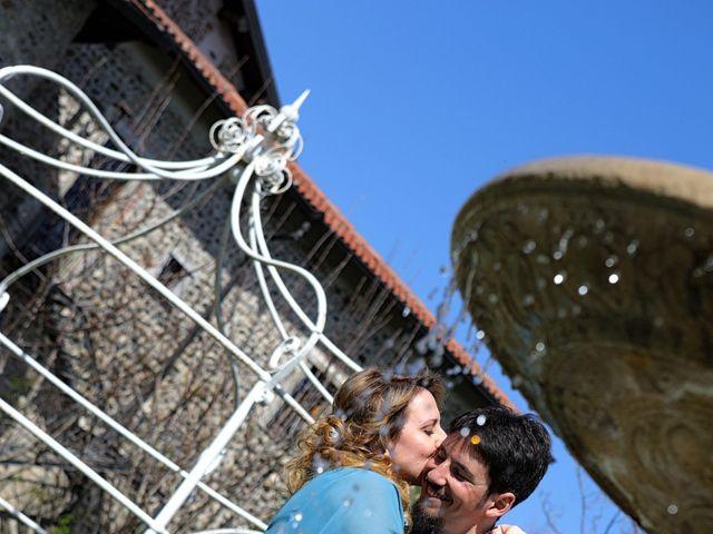 Il matrimonio di Francesco e Francesca a Cernusco Lombardone, Lecco 21