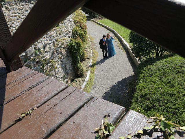 Il matrimonio di Francesco e Francesca a Cernusco Lombardone, Lecco 23