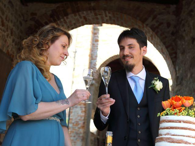 Il matrimonio di Francesco e Francesca a Cernusco Lombardone, Lecco 30