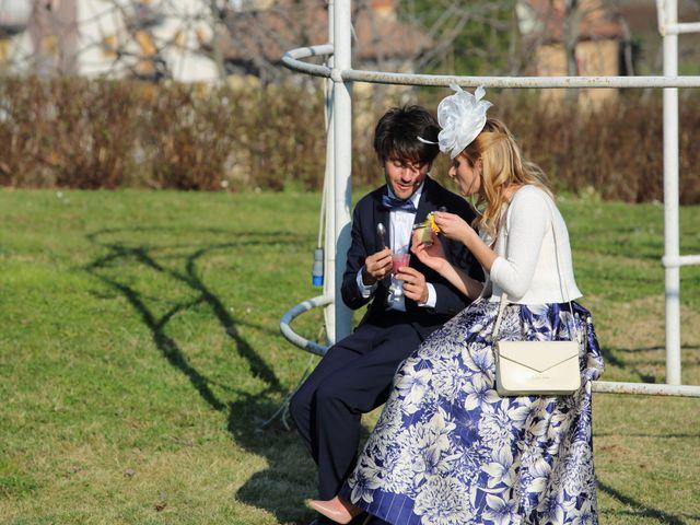 Il matrimonio di Francesco e Francesca a Cernusco Lombardone, Lecco 31