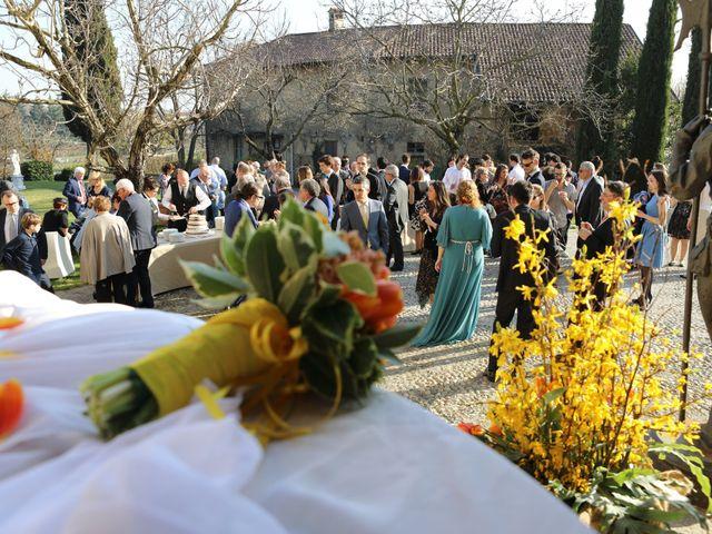 Il matrimonio di Francesco e Francesca a Cernusco Lombardone, Lecco 32