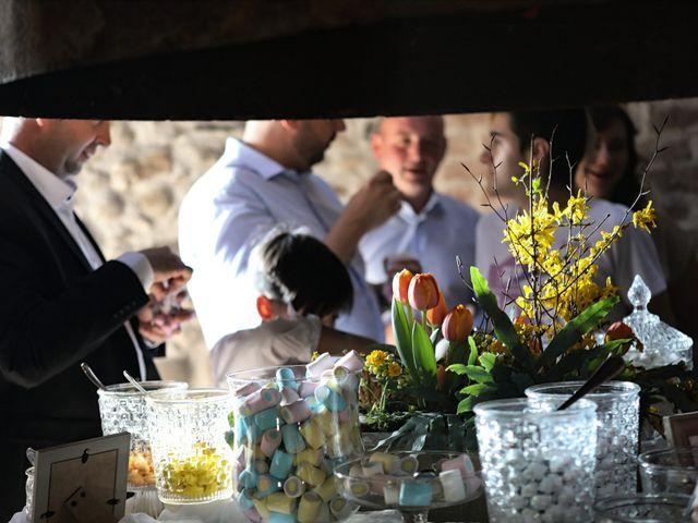 Il matrimonio di Francesco e Francesca a Cernusco Lombardone, Lecco 34