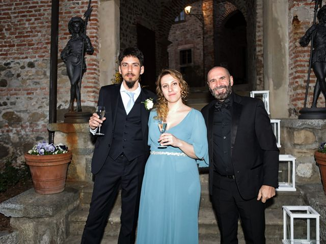 Il matrimonio di Francesco e Francesca a Cernusco Lombardone, Lecco 46
