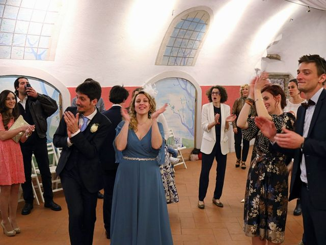 Il matrimonio di Francesco e Francesca a Cernusco Lombardone, Lecco 47