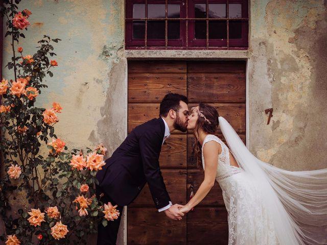 Le nozze di Vanessa e Paolo