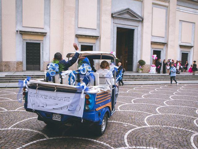 Il matrimonio di Cristian e Marianna a Villasanta, Monza e Brianza 31