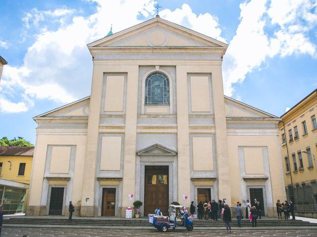 Il matrimonio di Cristian e Marianna a Villasanta, Monza e Brianza 33