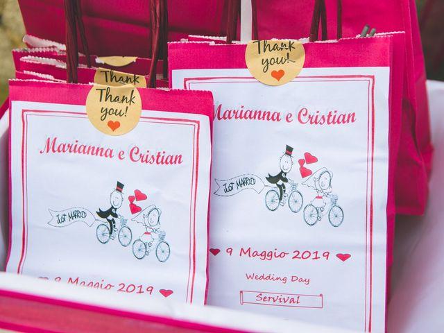 Il matrimonio di Cristian e Marianna a Villasanta, Monza e Brianza 34