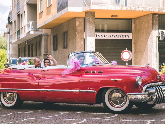 Il matrimonio di Cristian e Marianna a Villasanta, Monza e Brianza 42