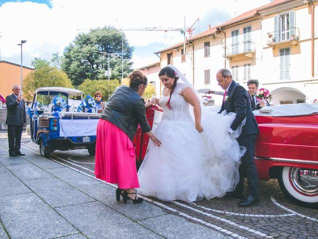 Il matrimonio di Cristian e Marianna a Villasanta, Monza e Brianza 44