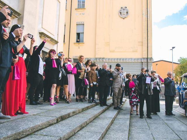 Il matrimonio di Cristian e Marianna a Villasanta, Monza e Brianza 45