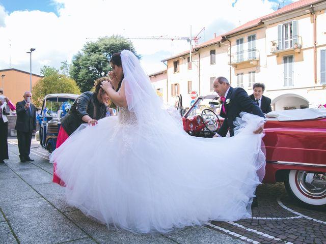 Il matrimonio di Cristian e Marianna a Villasanta, Monza e Brianza 46