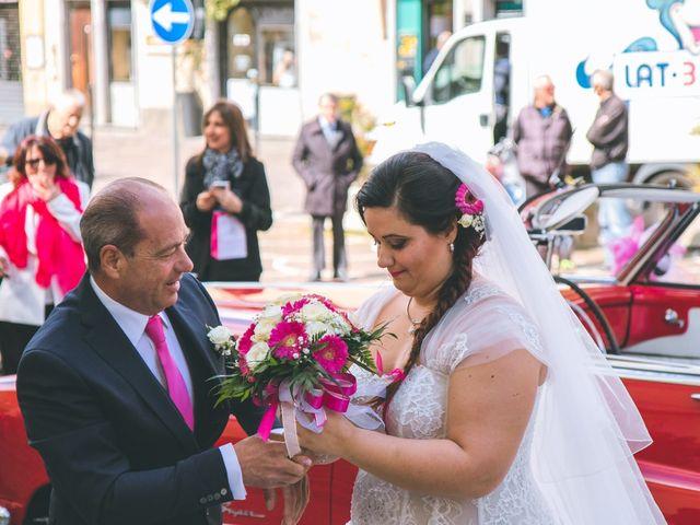 Il matrimonio di Cristian e Marianna a Villasanta, Monza e Brianza 48