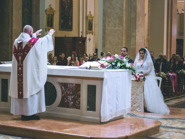 Il matrimonio di Cristian e Marianna a Villasanta, Monza e Brianza 91
