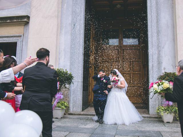 Il matrimonio di Cristian e Marianna a Villasanta, Monza e Brianza 97