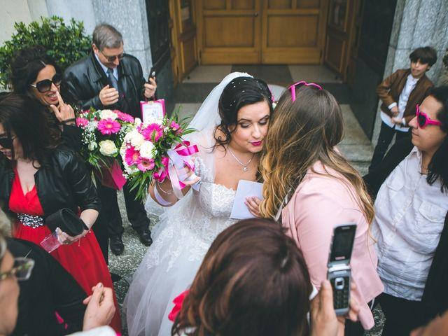 Il matrimonio di Cristian e Marianna a Villasanta, Monza e Brianza 103