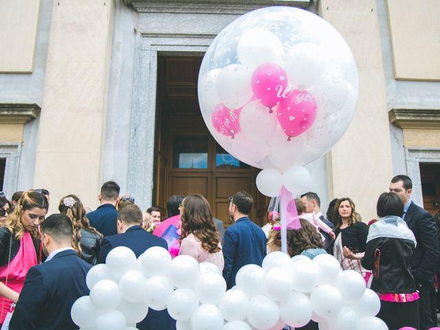 Il matrimonio di Cristian e Marianna a Villasanta, Monza e Brianza 105