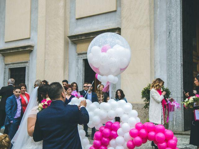 Il matrimonio di Cristian e Marianna a Villasanta, Monza e Brianza 106