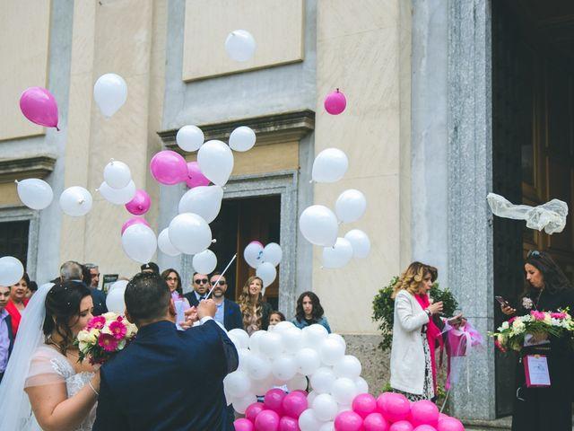 Il matrimonio di Cristian e Marianna a Villasanta, Monza e Brianza 107