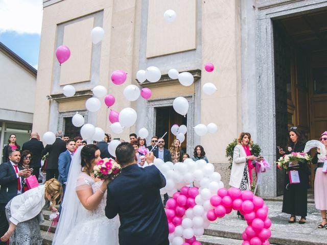 Il matrimonio di Cristian e Marianna a Villasanta, Monza e Brianza 108