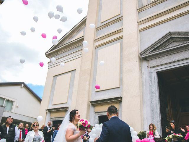 Il matrimonio di Cristian e Marianna a Villasanta, Monza e Brianza 109