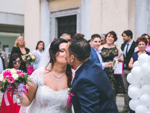 Il matrimonio di Cristian e Marianna a Villasanta, Monza e Brianza 111