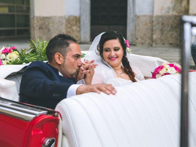 Il matrimonio di Cristian e Marianna a Villasanta, Monza e Brianza 116
