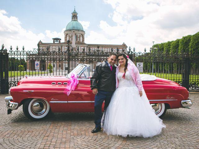 Il matrimonio di Cristian e Marianna a Villasanta, Monza e Brianza 123
