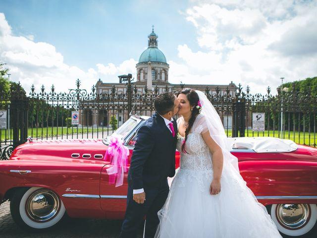 Il matrimonio di Cristian e Marianna a Villasanta, Monza e Brianza 125