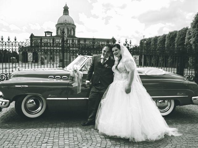 Il matrimonio di Cristian e Marianna a Villasanta, Monza e Brianza 126