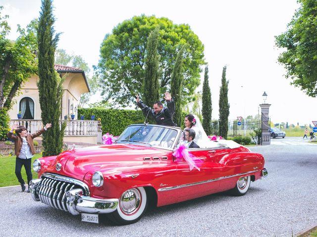 Il matrimonio di Cristian e Marianna a Villasanta, Monza e Brianza 128