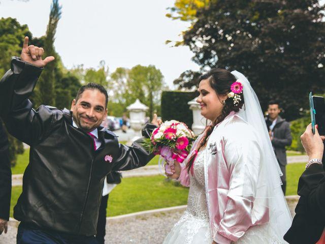 Il matrimonio di Cristian e Marianna a Villasanta, Monza e Brianza 132