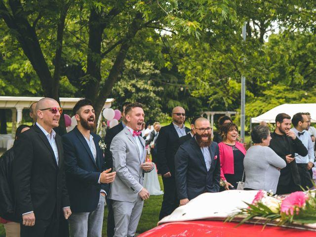 Il matrimonio di Cristian e Marianna a Villasanta, Monza e Brianza 134