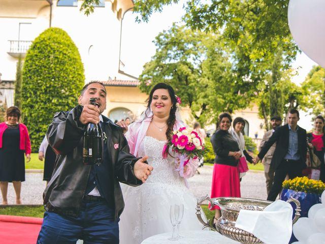 Il matrimonio di Cristian e Marianna a Villasanta, Monza e Brianza 137