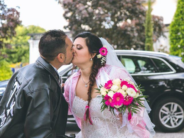 Il matrimonio di Cristian e Marianna a Villasanta, Monza e Brianza 140