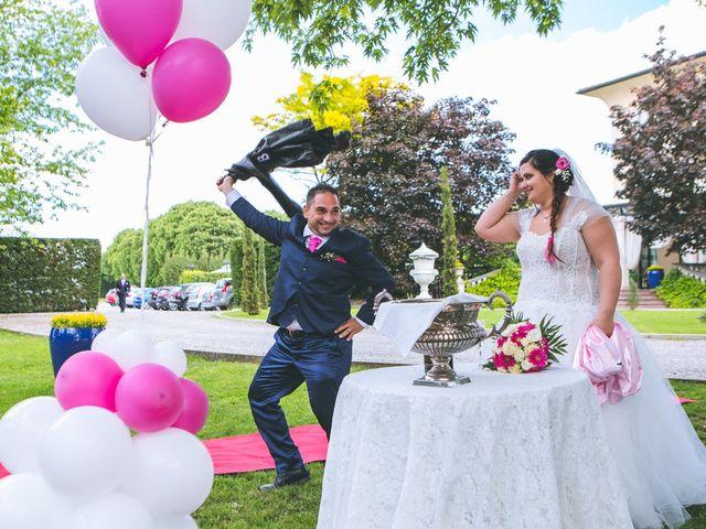 Il matrimonio di Cristian e Marianna a Villasanta, Monza e Brianza 141